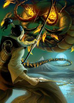 Portal dos Mitos: Oomukade