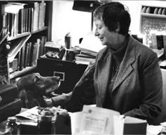 Madeleine L'engle - who gifted so many young girls permission to be bookish and scientific.