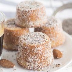 Swedish Almond & Cardamom Mini Cakes pic1
