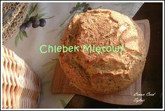 Lemon Curd Sylvii: Miętowy chlebek