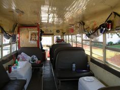 converted bus