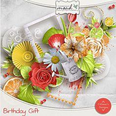 Célinoa's Designs: BIRTHDAY GIFT !!! downolad on her blog - july 2014