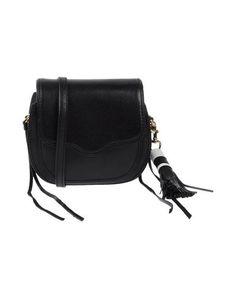 REBECCA MINKOFF Across-body bag. #rebeccaminkoff #bags #shoulder bags #hand bags #leather #hobo #