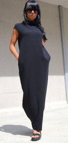 New Pencil Dress / Bodycon Dress / Black dress / Evening Prom Dress Shopping, Online Dress Shopping, Black Evening Dresses, Floor Length Dresses, Black Women Fashion, Womens Fashion, Fashion Trends, Tight Dresses, Max Dresses