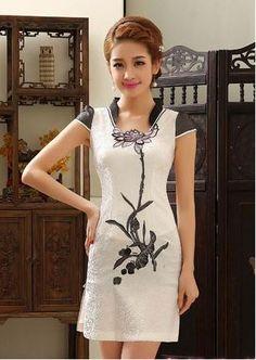 Cheongsam Dress OBN8811