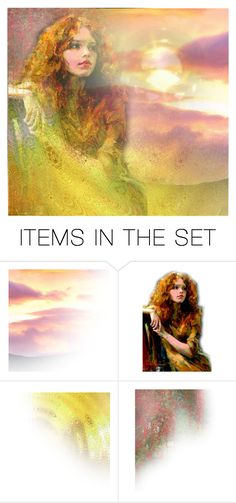 """""""Morning Has Broken"""" by deniecia ❤ liked on Polyvore featuring art"""