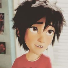 Tadashi Hamada, Hiro Hamada, Disney Boys, Cute Anime Boy, Baymax, Big Hero 6, Hey Girl, Disney Drawings, Disney And Dreamworks