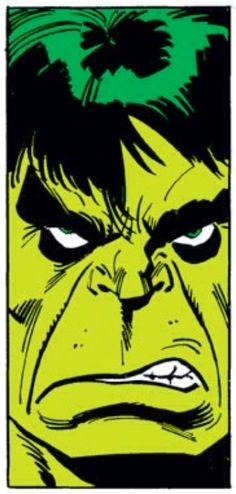 pissed off Hulk! Hulk Avengers, Hulk Marvel, Marvel Heroes, Marvel Comics, Comic Book Artists, Comic Books Art, Comic Art, Comic Movies, Comic Book Characters