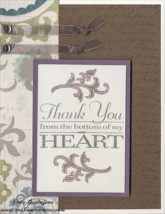 Cre8n' Memories: Avonlea Cards With an Option