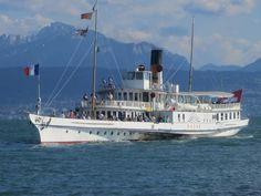 Beautiful Places In The World, Switzerland, Opera House, Scenery, Traveling, Building, Lake Geneva, Swiss Guard, Viajes