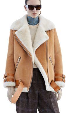 Velocite suede vintage brown Suede Coat, Shearling Jacket, Fur Jacket, Suede Jacket, Suede Leather, Style Personnel, Sheepskin Coat, Coat Sale, Faux Leather Jackets