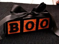 A Cute Halloween Decoration that is super simple to make