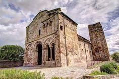 Ozieri SS) chiesa di Sant'Antioco di Bisarcio, giudicato di Torres, curatoria di Nughedu XI secolo.
