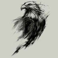 Top Tattoo Style Ideas Eagle Tattoo for Men and Women from Traditional Black and Grey Designs to Colorful Image Wolf Tattoos, Tribal Tattoos, Eagle Tattoos, Trendy Tattoos, Tattoos For Women, Tattoos For Guys, Tribal Eagle Tattoo, Tatoos, Celtic Tattoos