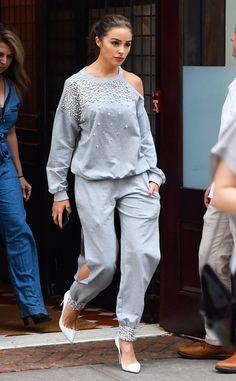 Olivia Culpo: The Big Picture: Today's Hot Photos Moda Fashion, Fashion Show, Fashion Looks, Fashion Design, Fashion Fashion, Olivia Culpo, Olivia Palermo, Structured Fashion, Merian