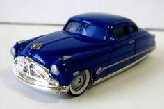 Disney Pixar Cars Doc Hudson Hornet 1/55 Blue Die Cast Toy Radiator Springs