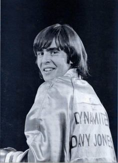 """I love the """"dynamite davy jones"""" episode.mainly bc its all about davy :) Davy Jones Monkees, The Monkees, Thomas Jones, David Jones, Michael Nesmith, Peter Tork, Oliver Twist, My First Crush, People Laughing"""