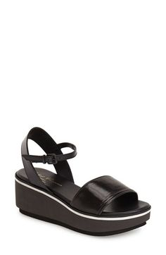 f1f6d72f0f9 Robert Clergerie  Penny  Platform Sandal (Women) available at  Nordstrom  Lambskin Leather