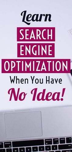 SEO Marketing Search Engine SEO For Beginners: Learn everything about Search Engine Optimization & Drive Organic Traffic Search Engine Marketing, Seo Marketing, Marketing Digital, Internet Marketing, Online Marketing, Seo Guide, Seo Tips, Google Traffic, Seo For Beginners