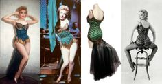 Bus Stop- Green Showgirl Costume