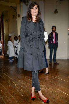 Maison Martin Margiela | Fall 2014 Couture Collection | Style.com, #EmmanuelleAlt