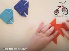 Origami Fish: Easy Folding Instructions | Childhood101