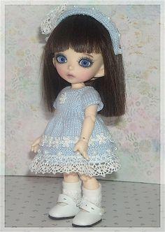 Lati Yellow PukiFee Luts Tiny Delf Dolls by JCsTinyTreasures, $22.00