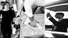 In photos: Behind the scenes at Paris Fashion Week
