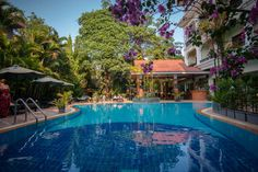 Booking.com: Silk D'angkor Boutique Hotel - Siem Reap, Cambodge