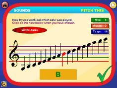 Interactive and engaging music theory for beginners. Your kids will love it! Mac users will need to visit www.themightymaestro.com.Opening with...