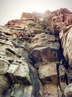 Kwahu Mountains, Eastern Region of Ghana. Rock formations.