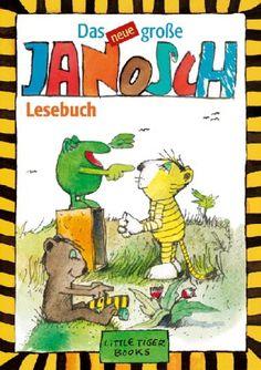 Janosch-Bücher gehören in jedes Kinderbuchregal - bei weltbild.de. #weltbild #kinder #janosch