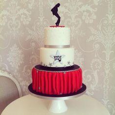 Zoe Clark cake of M.J.