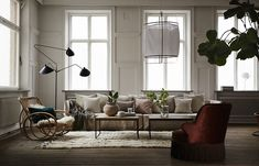 Last month I shared the beautiful Gothenburg home of the founders of interiors storeArtilleriet. In that post I mentioned that I often end up admiring all of the beautiful products on their website b