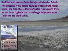 Death Valley;Schauplatz der Handlung mit kleiner Leseprobe