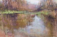 Pastel Painting With Sfumato | Putting a Renaissance Painting Idea Into Practice on http://www.artistsnetwork.com