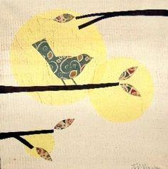 Inspiration for my bird wall art