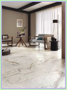 Marble Flooring Design for Living Room. Marble Flooring Design for Living Room. Contemporary Living Room Design with Amazing Marble Floor Living Room Flooring, Kitchen Flooring, Marble Floor Kitchen, Floor Design, Tile Design, Italian Marble Flooring, Marble Interior, Interior Design, Tuile