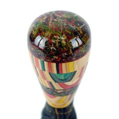 Experiment | Resin And Skate Dust Top Shift Knob