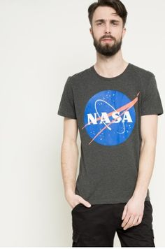 Medicine - T-shirt Space Odyssey kolor szary RS17-TSM807 - oficjalny sklep MEDICINE online