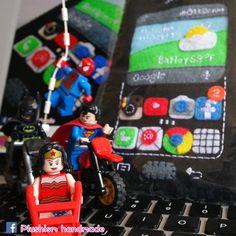 Visit #Plushism #EtsyShop www.plushism.etsy.com #GalaxyS6edge #galaxynote4 #GalaxyNoteEdge #GalaxyS6 #samsunggalaxy #handmade #Spiderman #toyphotography #LegoPhotography #google #Superman #WonderWoman #Spiderman #Batman #handmadegift #birthdaygift #customize #customized #Germany #reise #travel #fotographia #fotographie #photographie