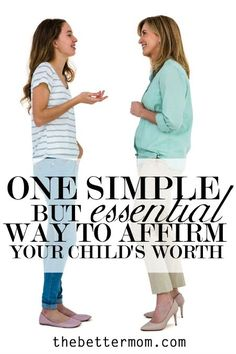 What do your children really need from you? What if there was ONE essential way to connect with your kids and show them how much they are loved? There really is one thing you can do today, and everyday that will change their hearts and change your relationship. Let's get to it!