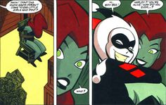 Harley and Ivy have the best girl-bromance. - Imgur