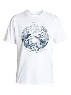 quiksilver, Waterman Tenerif - T-Shirt, MAJOR BLUE (bsm0)