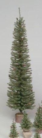 4' Green Pine Artificial Christmas Tree