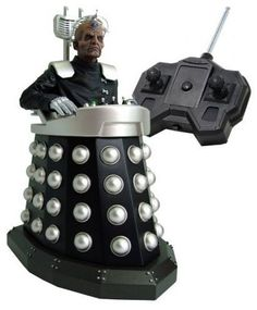 "Doctor Who 5"" Radio Controlled (RC) Davros by Doctor Who. $49.95"