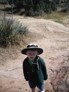 """Dress for success(ful) day hike with children. Read more tips for day hiking with children in """"Hikes with Tykes: A Practical Guide to Day Hiking with Kids."""""""