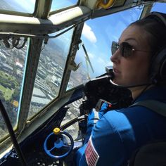 Making History in the Sky with Capt. Katie Higgins  #MyStory is...