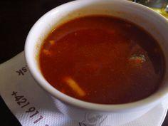 Vynikajúca paradajková polievka v Soda Clube, LM
