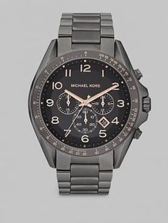 Michael Kors Watches for Men!  Precision and luxury at affordable prices!